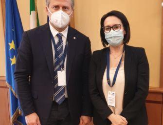 Emma Petitti eletta vicecoordinatrice della Conferenza dei presidenti delle assemblee legislative regionali