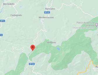 In provincia di Reggio da oggi chiusa ai mezzi pesanti la Sp 102 Ramiseto – Lago Calamone