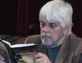 Valerio Massimo Manfredi uscito dall'ospedale