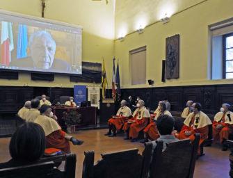 Ministro Bianchi all'Università di Parma: sistema educativo al centro della vita collettiva (video)