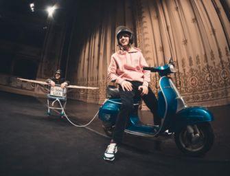 """Dellai con """"Io sono Luca"""" a Sanremo 2021 (intervista di E. Alloro)"""