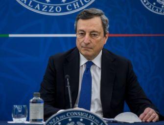 Draghi: riforme per un'economia più giusta