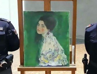 Quadro di Klimt rubato e ritrovato a Piacenza, i pm chiedono l'archiviazione del caso