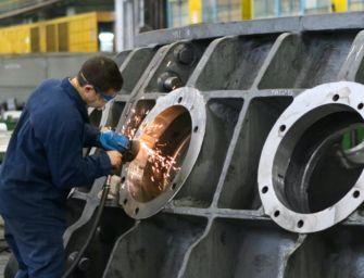 Nel primo trimestre dell'anno la produzione metalmeccanica reggiana è tornata a crescere: +14,3%