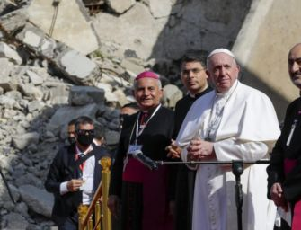 """Reggio, il vescovo Camisasca: """"In Iraq il Papa ha scritto una pagina di storia"""""""