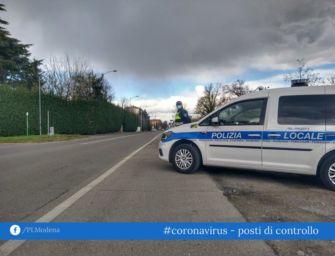 Modena. Esce di casa nonostante sia positivo al Covid, guida senza patente e rifiuta il test antidroga: denunciato