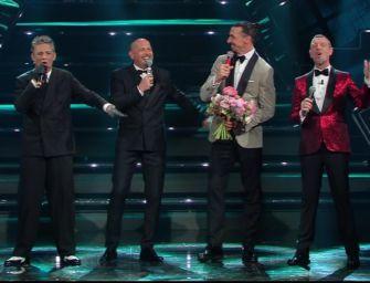 I duetti a Sanremo alzano gli ascolti, oltre 10mln davanti alla tv