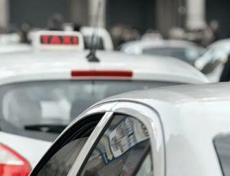 Aperto il bando da due milioni di euro di ristori regionali per taxi e noleggio con conducente