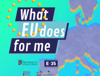 "Dal 31 marzo cinque webinar per la seconda fase di ""What Europe does for me"""