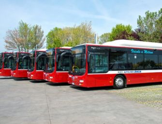Mobilità green, Bologna: doppio di bus a metano