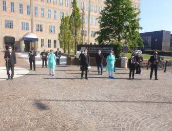 Reggio. Istoreco: canzoni partigiane davanti all'ospedale e resistenti per il 24 aprile