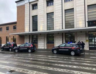 Piazzale Europa, Marconi e zona ex Officine Reggiane: in 1 anno 50 persone nei guai per stupefacenti