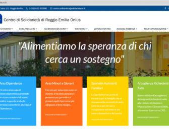 Online il nuovo sito del Centro di Solidarietà (Ceis) di Reggio