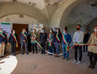 Inaugurato il centro vaccinale di Santa Vittoria di Gualtieri