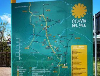 La Ciclovia del Sole sarà riservata ai ciclisti: stop ai pedoni dopo il grande afflusso delle prime settimane