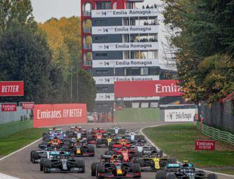 Formula 1, svelato il poster ufficiale del Gran Premio del Made in Italy e dell'Emilia-Romagna