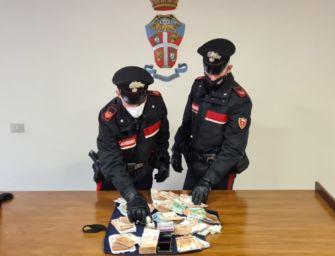 Campegine. Imprenditore sorpreso con 30 grammi di cocaina e oltre 30mila euro in contanti: arrestato