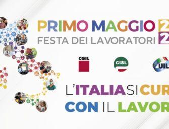 """Il primo maggio a Bologna i sindacati tornano in piazza: """"L'Italia si cura con il lavoro"""""""