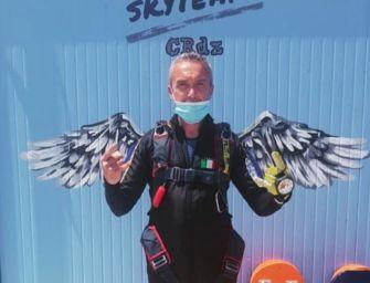 Il paracadute non si apre, un 60enne residente a Sant'Ilario precipita e muore