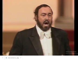 Modena ricorda l'esordio di Luciano Pavarotti al teatro Valli di Reggio