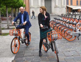 Mobilità sostenibile. Col marchio 'Velopoli' a Reggio campagna di azioni e servizi per i ciclisti