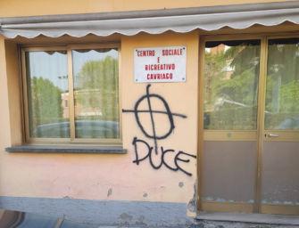 A Cavriago presentata denuncia contro ignoti per i vandalismi fascisti del 25 Aprile