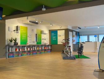 In via Adua a Reggio inaugurato il nuovo store di Iren luce, gas e servizi