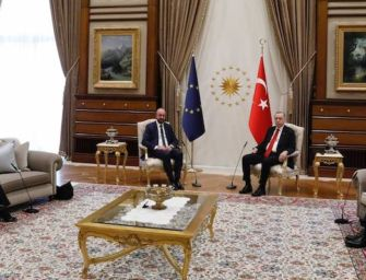 """Caso Von der Leyen-Turchia, Petitti: """"Umiliata la persona, discriminata la donna, offesa l'Ue"""""""