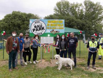 A Guastalla inaugurato il Bau Park