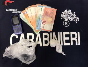 """Spacciatore di cocaina """"a domicilio"""" arrestato dai carabinieri a Reggio"""