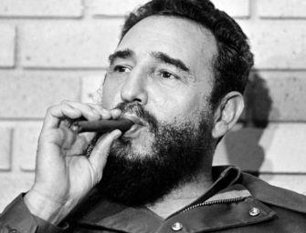 Allo Storchi: lezione di storia su Fidel Castro