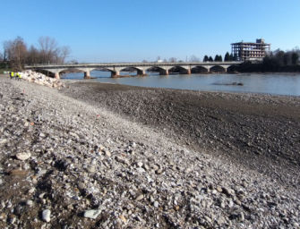Conclusi i lavori di messa in sicurezza idraulica del fiume Panaro a Spilamberto