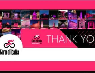 Il Giro d'Italia arriva a Sestola, strade chiuse nel Modenese