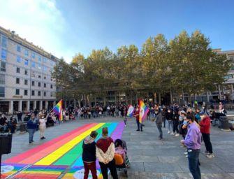 Sabato 15 maggio a Reggio manifestazione in piazza Prampolini a sostegno del Ddl Zan