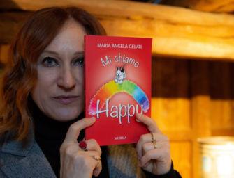 """In libreria """"Mi chiamo Happy"""", la favola di Maria Angela Gelati per comprendere il perché della morte"""