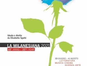 La Milanesiana torna anche in Emilia