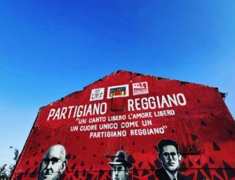 Reggio. Amico: vicenda Partigiano Reggiano insegni a tutelare l'arte urbana