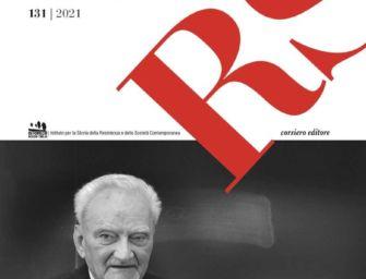 RS-Ricerche Storiche 131 per il Comandante 'Diavolo', Germano Nicolini