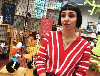 Venerdì 14 maggio l'illustratrice Pamela Cocconi ospite del progetto Bao'bab