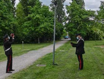 Dopo il coprifuoco vandalizzano il parco di Bagnolo, 3 minori denunciati