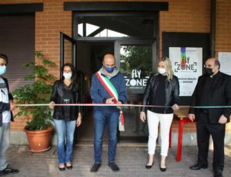 """Reggio. Politiche giovanili, inaugurato il nuovo Spazio giovani """"Fly Zone"""" di via Adua"""
