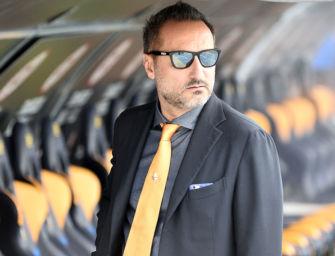 Presidente Verona Setti indagato