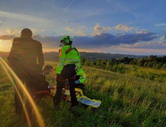 Cade in bici sui colli di Sasso Marconi e perde conoscenza, ragazzo di 14 anni salvato dal Soccorso alpino