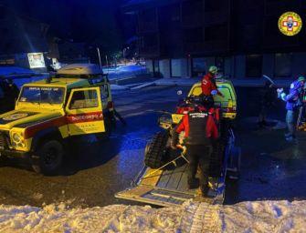 Si perdono sull'Appennino in mezzo alla neve, salvati dal Soccorso Alpino