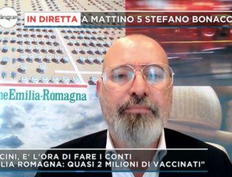 """Bonaccini: """"In Emilia-Romagna indice Rt verso 1″"""