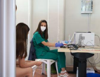 Tra il 12 giugno e il 4 luglio cinque nuovi Open Day vaccinali in provincia di Reggio