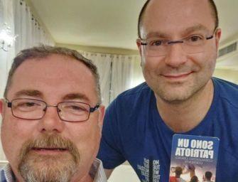 Il consigliere provinciale reggiano Carlo Bronzoni lascia la Lega e passa a Fratelli d'Italia