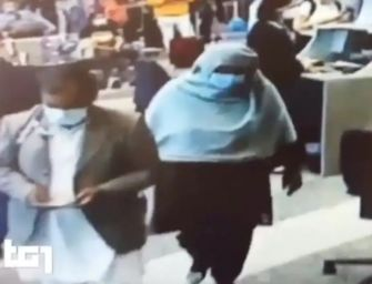 Saman, il video dei genitori in fuga