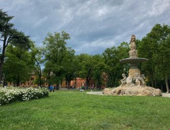Reggio. Avance e bacio al parco: denunciato