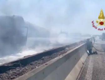 Secondo incidente mortale in due giorni sull'autostrada A1 nello stesso tratto in provincia di Piacenza